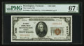 National Bank Notes:Vermont, Bennington, VT - $20 1929 Ty. 1 The County NB Ch. # 2395. ...