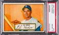 Baseball Cards:Singles (1950-1959), 1952 Topps Gil Hodges (Red Back) #36 PSA NM-MT 8....