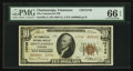 National Bank Notes:Tennessee, Chattanooga, TN - $10 1929 Ty. 2 The Commercial NB Ch. # 13746. ...