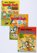 Golden Age (1938-1955):Cartoon Character, Four Color - Donald Duck Group of 17 (Dell, 1948-52) Condition:Average VG.... (Total: 17 Comic Books)