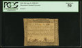 Colonial Notes:Maryland, Maryland June 8, 1780 $1/2 PCGS About New 50.. ...