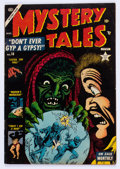 Golden Age (1938-1955):Horror, Mystery Tales #14 (Atlas, 1953) Condition: VG+....