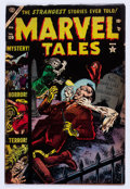Golden Age (1938-1955):Horror, Marvel Tales #120 (Atlas, 1954) Condition: GD/VG....