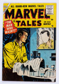 Golden Age (1938-1955):Horror, Marvel Tales #132 (Atlas, 1955) Condition: FN-....