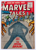 Golden Age (1938-1955):Science Fiction, Marvel Tales #141 (Atlas, 1955) Condition: VG/FN....