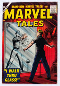 Silver Age (1956-1969):Horror, Marvel Tales #155 (Atlas, 1957) Condition: VG/FN....