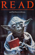 """Movie Posters:Science Fiction, READ...and The Force Is With You (American Library Association,1983). Library Poster (22"""" X 34""""). Science Fiction.. ..."""