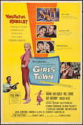 "Movie Posters:Bad Girl, Girls Town (MGM, 1959). Poster (40"" X 60""). Bad Girl.. ..."