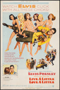 """Movie Posters:Elvis Presley, Live a Little, Love a Little (MGM, 1968). Poster (40"""" X 60""""). ElvisPresley.. ..."""