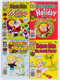 Bronze Age (1970-1979):Cartoon Character, Richie Rich Digests File Copies Box Lot (Harvey, 1978-82)Condition: Average NM-....