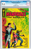 Silver Age (1956-1969):Mystery, Mandrake the Magician #1 Boston pedigree (King Features Syndicate,1966) CGC NM+ 9.6 White pages....