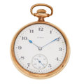 Timepieces:Pocket (post 1900), Elgin 16 Size Pocket Watch. ...