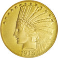 Proof Indian Eagles: , 1913 $10 PR66 NGC. In 1913, production of proof Indian eaglestotaled a mere 71 coins, second lowest of the series. With ju...