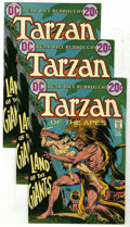 Bronze Age (1970-1979):Miscellaneous, Tarzan #211 Group of 20 (DC, 1972) Condition: Average VF. Twentycopies of Tarzan #211, with an average grade of VF. Bur... (Total:20 Comic Books)