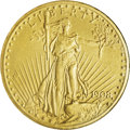 Proof Saint-Gaudens Double Eagles: , 1908 $20 Motto PR66 NGC. First regular year of issue for the newmatte finish--an import from Europe and previously only us...