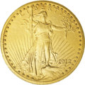 Proof Saint-Gaudens Double Eagles: , 1912 $20 PR66 NGC. A mere 74 proofs were struck of the 1912 doubleeagle. While this number is 25% lower than the previous ...