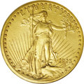Proof Saint-Gaudens Double Eagles: , 1915 $20 PR66 NGC. After seven years of production, 1915 proved tobe the final year for the matte proofing process. The Eu...