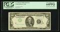 Error Notes:Inverted Third Printings, Fr. 2159-H $100 1950B Federal Reserve Note. PCGS Very Choice New64PPQ.. ...
