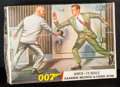 Movie Posters:James Bond, Goldfinger - James Bond and Odd Job Series 4 Figurine Kit (Glidrose Productions/Eon Productions, 1966). Model Kit in Origina...
