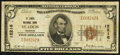 National Bank Notes:Missouri, Saint Louis, MO - $5 1929 Ty. 1 St. Louis NB Ch. # 12216. ...