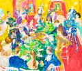 Fine Art - Work on Paper:Print, LeRoy Neiman (American, 1921-2012). Casino. Lithograph incolors on paper. 36 x 41-3/4 inches (91.4 x 106 cm) (image). E...