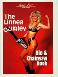 Books:Biography & Memoir, [Motion Picture Scream Queens]. Linnea Quigley. INSCRIBED. TheLinnea Quigley Bio & Chainsaw Book. [London]: Riv...