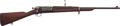 Long Guns:Bolt Action, U.S. Springfield Model 1892 Krag Bolt Action Rifle Converted to Model 1896 and Shortened to Carbine Length....