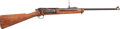 Long Guns:Bolt Action, U.S. Springfield Model 1898 Krag Bolt Action Rifle shortened toCarbine Length....