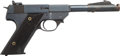 Handguns:Semiautomatic Pistol, High Standard Model G 380 Semi-Automatic Pistol....