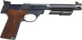 Handguns:Semiautomatic Pistol, High Standard Model 107 Military Supermatic Trophy Semi-AutomaticPistol....