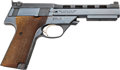 Handguns:Semiautomatic Pistol, High Standard Model 107 Military The Victor Semi-Automatic Pistol....