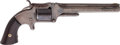 Handguns:Single Action Revolver, Smith & Wesson Model 2 Single Action Revolver....