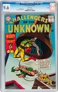 Silver Age (1956-1969):Adventure, Challengers of the Unknown #46 Boston pedigree (DC, 1965) CGC NM+ 9.6 White pages....