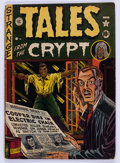 Golden Age (1938-1955):Horror, Tales From the Crypt #21 (EC, 1951) Condition: VG....