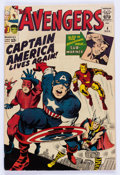 Silver Age (1956-1969):Superhero, The Avengers #4 (Marvel, 1964) Condition: Apparent VG/FN....