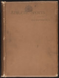 "Baseball Collectibles:Publications, 1889 ""Athletic Sports Illustrated"" Book with Baseball Content &Photographs. ..."