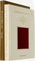 Books:Books about Books, [Books about Books]. Leila Arvin. Scribes, Script and Books. The Book Arts from Antiquity to the Renaissance. Chicag... (Total: 2 Items)