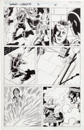 Original Comic Art:Panel Pages, Dick Ayers Marvel: Heroes and Legends #2 Page Original Art Group of 12 (Marvel, 1997). ...