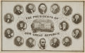 Miscellaneous:Ephemera, Abraham Lincoln: Magnus Engraving....