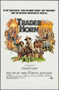 """Movie Posters:Adventure, Trader Horn & Other Lot (MGM, 1973). One Sheets (2) (27"""" X41""""). Adventure.. ... (Total: 2 Items)"""