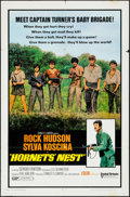 "Movie Posters:War, Hornets' Nest & Others Lot (United Artists, 1970). One Sheets(6) (27"" X 41"") & Posters (2) (12"" X 18.25"", 18"" X 25.75"").Wa... (Total: 8 Posters)"