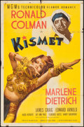 "Movie Posters:Fantasy, Kismet (MGM, 1944). One Sheet (27"" X 41"") Style D. Fantasy.. ..."