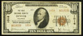 National Bank Notes:Colorado, Denver, CO - $10 1929 Ty. 2 The First NB Ch. # 1016. ...