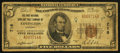 National Bank Notes:Kentucky, Covington, KY - $5 1929 Ty. 1 The First NB Ch. # 718. ...