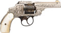 Handguns:Double Action Revolver, New York Engraved Smith & Wesson Double Action Revolver....
