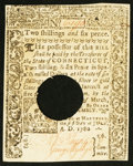Colonial Notes:Connecticut, Connecticut July 1, 1780 2s 6d About New.. ...