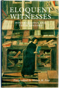 Books:Books about Books, Mirjam M. Foot, editor. Eloquent Witnesses: Bookbindings and Their History. The Bibliographical Society, 2004....