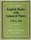 Books:Books about Books, R. V. Tooley. English Books with Coloured Plates 1790 to 1860. Folkestone: Barnes & Noble Books and Dawsons of P...