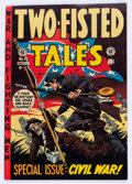 Golden Age (1938-1955):War, Two-Fisted Tales #35 (EC, 1953) Condition: VF....