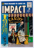 Golden Age (1938-1955):Horror, Impact #3 Gaines File pedigree 10/12 (EC, 1955) Condition: NM-....